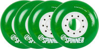 Powerslide Spinner 80 Roue Pack de 4