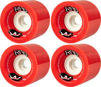 RAD Advantage Longboard Rolle 4-Pack