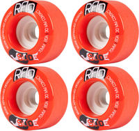 RAD Glide Longboard Wheel 4-Pack