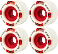 RAD Influence Jimmy Riha Pro Longboard Roue 4-Pack