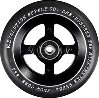Revolution Supply Flow Black PU Stunt Scooter Wheel Complete