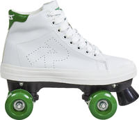 Roces Ace White Retro Roller skates