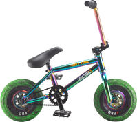 Rocker 3+ Crazymain Jet Fuel Freecoaster Mini BMX Cykel