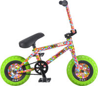 Rocker 3+ Crazymain Smarties Freecoaster Mini BMX Sykkel