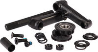 Rocker 48T Spline Crank Set With Pedal