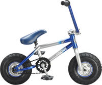 Rocker Irok+ 337 Sort Mini BMX Cykel