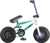 Rocker Irok+ Atlantis Black Mini BMX Bike