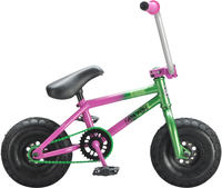 Rocker Irok+ Fade Sort Mini BMX Cykel