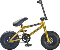 Rocker Irok+ Goud Digger Mini BMX Bike