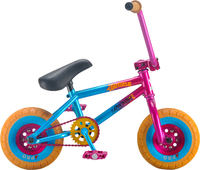 Rocker Irok+ Hot Tortoise Freecoaster Mini BMX Sykkel