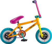 Rocker Irok+ Mermaid Man Freecoaster Mini BMX Cykel