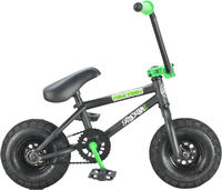 Rocker Irok+ MiniMain Black Mini BMX Bike