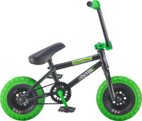 Rocker Irok+ MiniMain Green Mini BMX Bike
