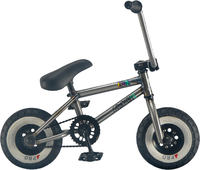 Rocker Irok+ Raw Freecoaster Mini BMX Bike