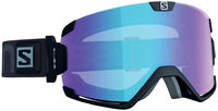 Salomon Cosmic Photo Noir Masques de ski