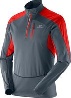Salomon Equipe softshell Jas Half Zipper Heren