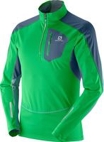Salomon Equipe Softshell Jacket Half Zipper Men