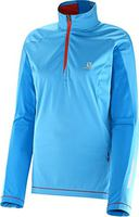 Salomon Equipe Softshell Jacket Women Half Zipper