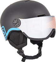 Salomon Grom Visor Junior Ski Hjelm