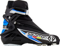 Salomon Pro Combi Pilot Blue Cross Country Ski Boots