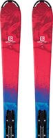 Salomon Qst Lux Junior Ski M + Ezy7 Bindinger