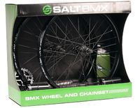 Salt Valon BMX Wheel/Chain Set
