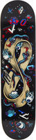 Santa Cruz Borden Mobius Skateboard Deck