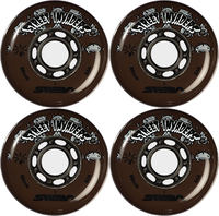 Seba Street Invaders 76mm Rollen 4-Pack