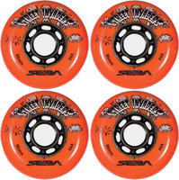 Seba Street Invaders 84mm Wheels 4-pack