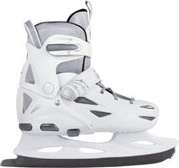 SFR Eclipse Adjustable Kids Figure skates White