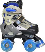 SFR Racing Typhoon Adjustable Blue Kids Roller Skates