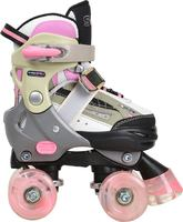 SFR Racing Typhoon - Patines Niña Ajustable Rosa