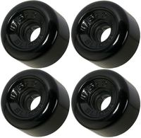 SFR Slick Wheels, 62mm, 76A, 4-Pack