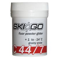 SkiGo C44/7 Fluor Powder Glide Wax