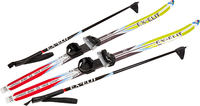 Skigo Classic Cross Country Kids ski Bundle
