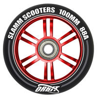 Slamm Orbit 100mm Roue Complet