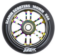 Slamm Orbit 100mm Stunt Scooter Wheel Complete