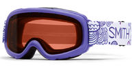 Smith Gambler Air Violet Ski goggles