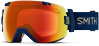 Smith I/OX Navy Camo ChromaPop Everyday Ski Goggles