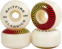 Spitfire Classic Faders Skateboard wheels 4-Pack