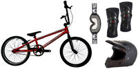 Staats Superstock Pro Race BMX Package
