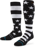 Stance Stars And Bars Ski Socks