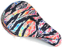 Sunday Tiger Tie Dye Jake Seeley Pivotal BMX Seat