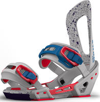 Switchback Twin 17/18 Snowboard Bindings