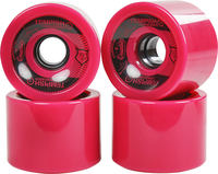 Tempish Longboard wheels Pink 4-pack