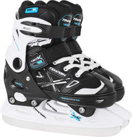 Tempish Neo-X Adjustable Black/Blue Kids ice skates