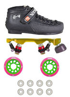 The Can Opener Roller Derby Skate Package