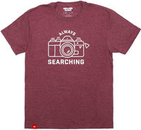 Tilt Always Searching T-shirt
