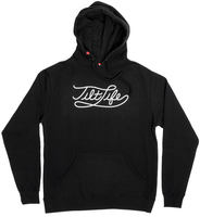 Tilt Capped Script Sweat à capuche