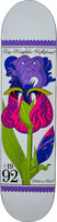 Trap Paper Flowers Skateboard Deck